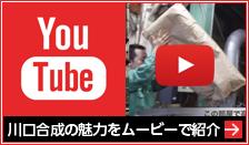 You Tube:川口合成の魅力をムービーで紹介